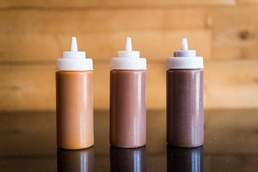 Sauces (12 oz Bottle)