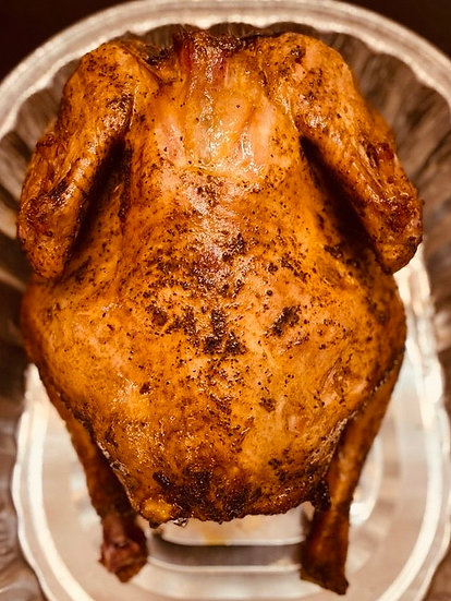 Smoked Holiday Turkey (14 - 16 lbs)
