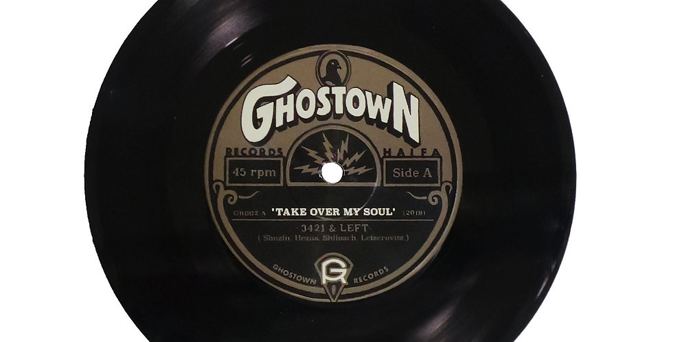 "TAKE OVER MY SOUL (7"" SINGLE)"