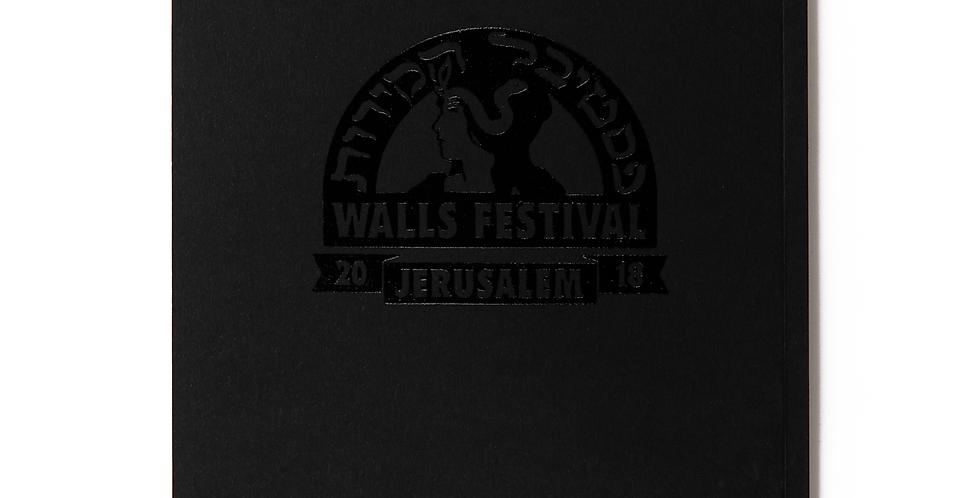 WALLS FESTIVAL JERUSALEM CATALOG