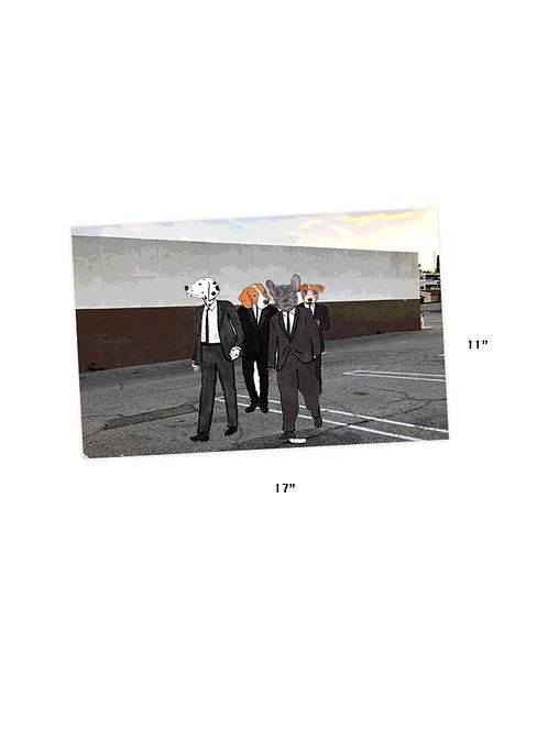 Reservoir Dogs Print
