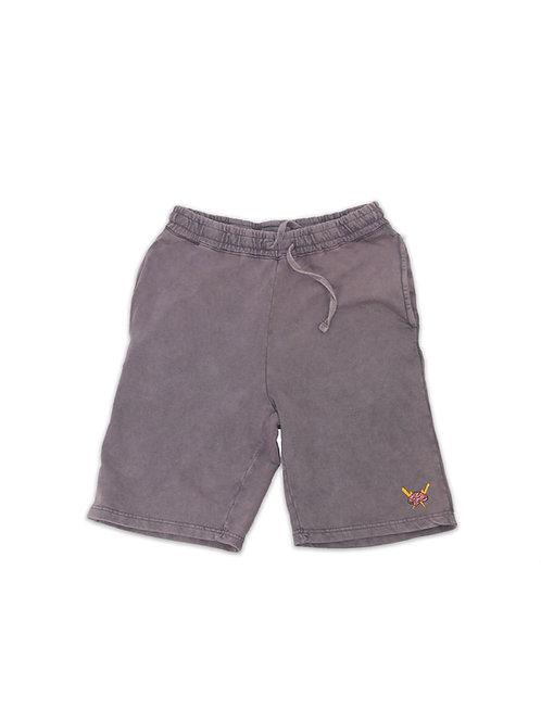 Stone Washed Br@!nFüčk Shorts