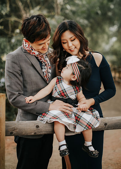 Los Angeles Family session