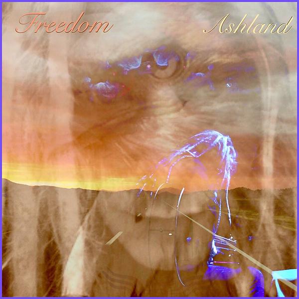 Freedom Tribe 'Live in Ashland' album cover artwork