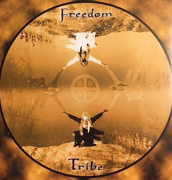 Freedom Tribe 'Alive' album cover artwork