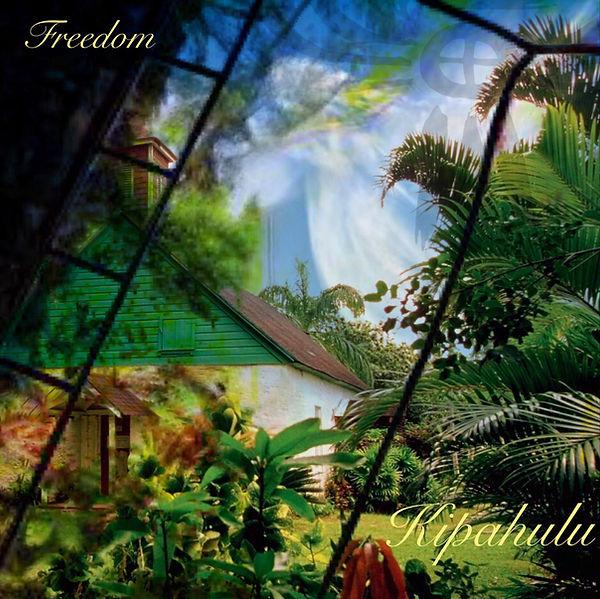 Freedom Tribe 'Kipahulu' album cover art work