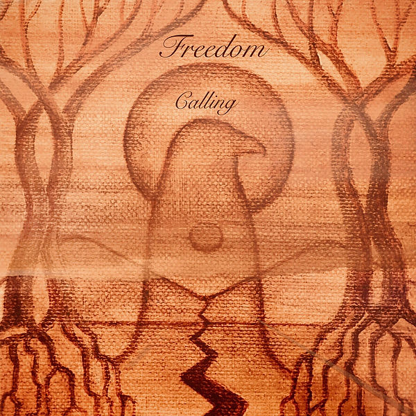 Freedom Tribe 'Calling' album cover art work