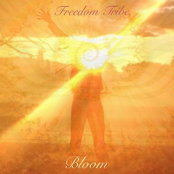 Freedom Tribe 'Bloom' album cover art