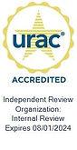 URAC Accreditation Seal for Digital and