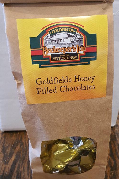 Honey Filled Chocolates