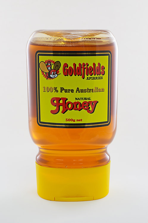 500G Natural Squeeze Honey