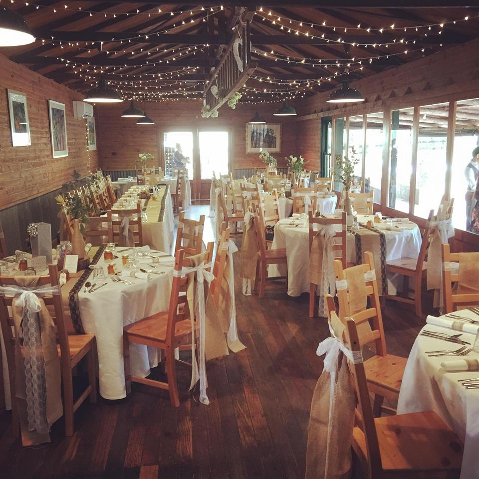 Wedding Room Set up