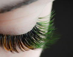 COLOR LASHES