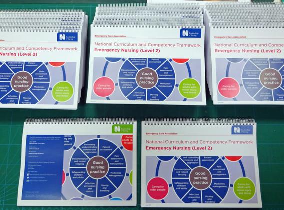 Wire Bound Booklets