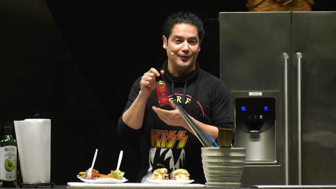 Chris Perez on Spicy Food Productions - Zest Fest