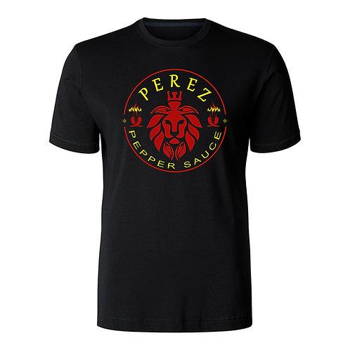 Perez Pepper Sauce Logo T-Shirt