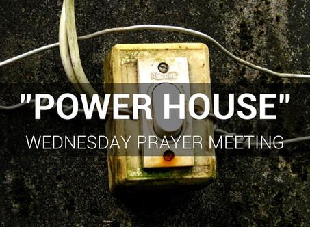 Prayer Meeting Launch - Success!