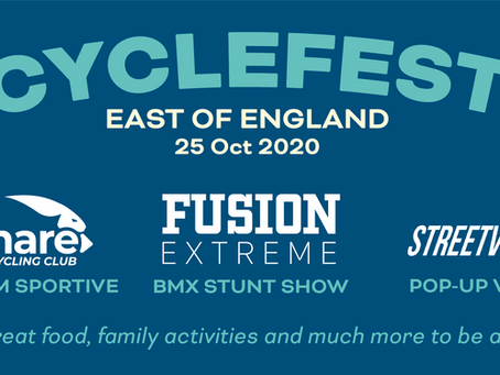 Introducing CycleFest East of England