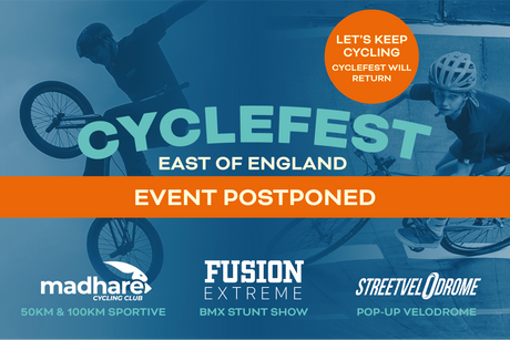 CycleFest Event Postponed