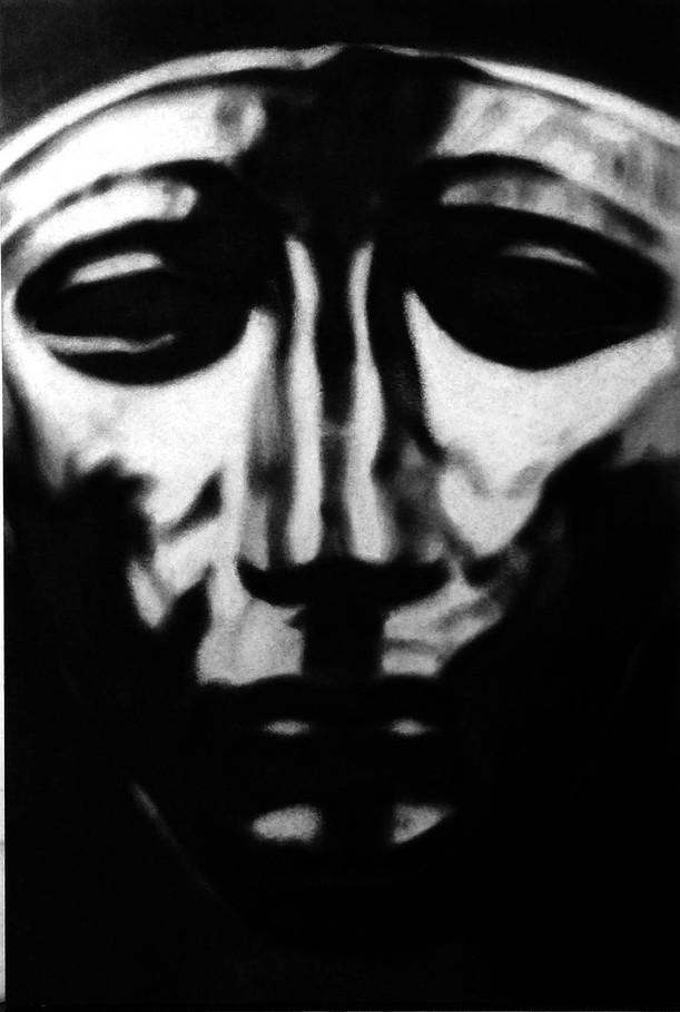 kleine Maske