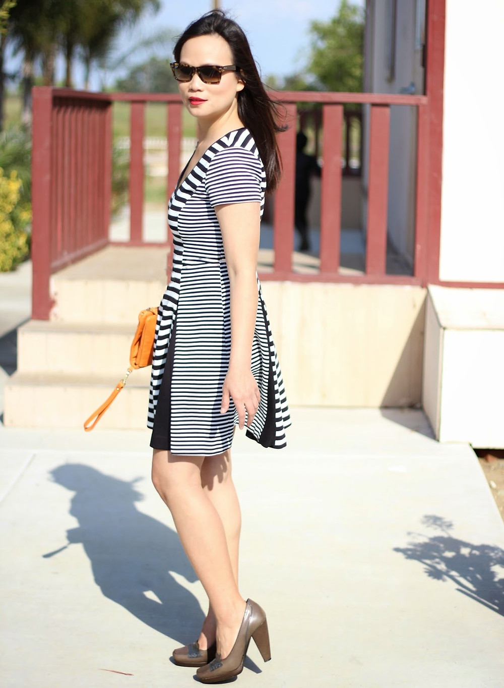 Banana republic summer dress