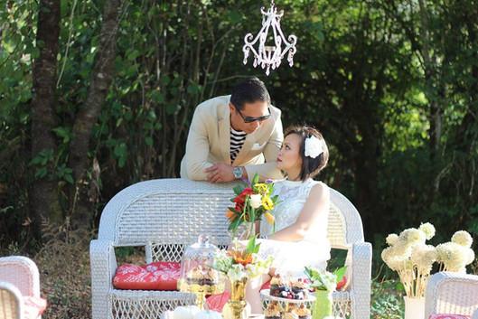 Ana & John's Wedding Anniversary Photo shoot