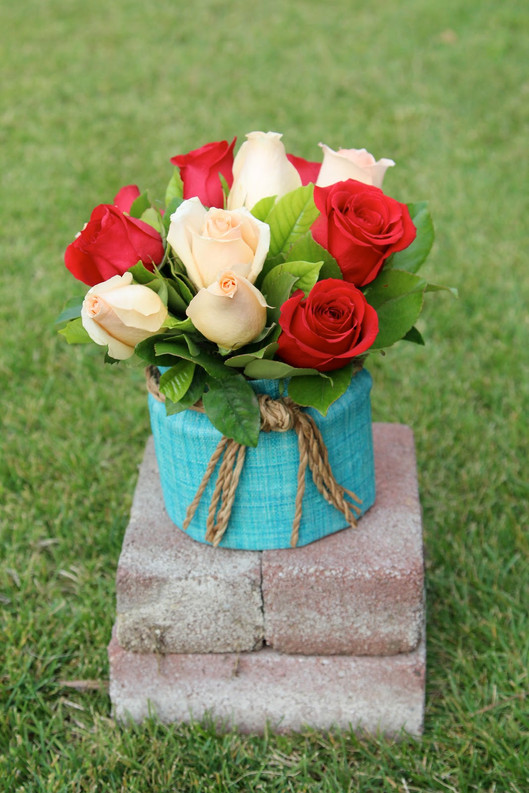DIY Flower Arrangement For Mother's Day