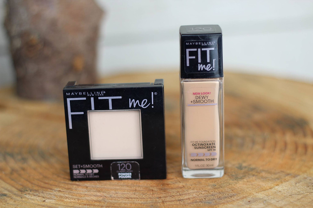 The best powder and Foundation