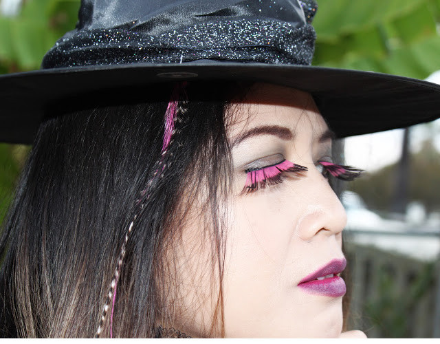 Witches Halloween look