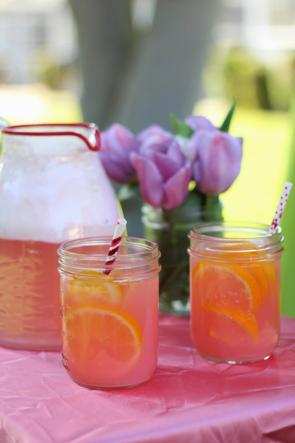 Easter party drink