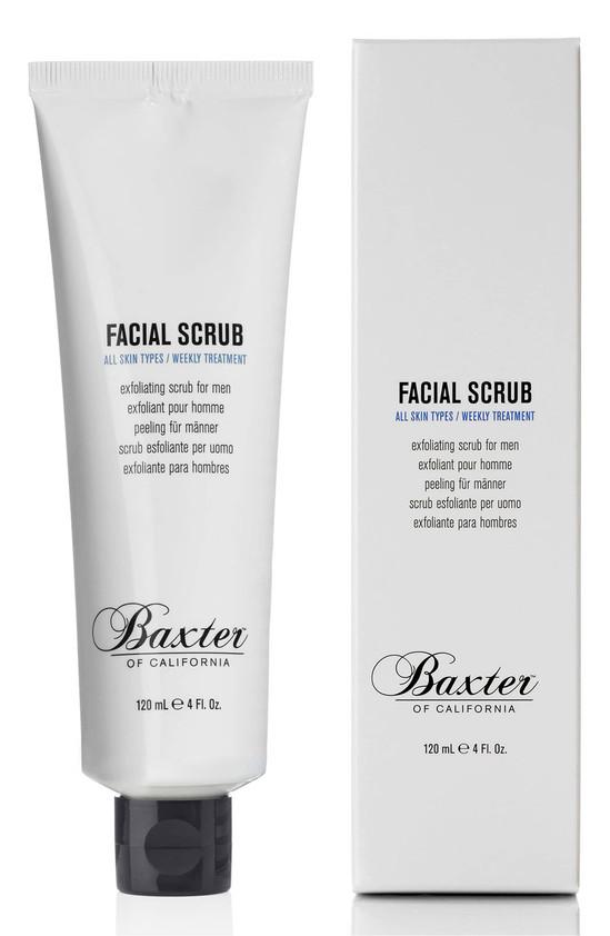 Baxter Of California Facial Scrub