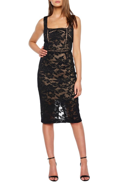 Stella Lace Sheath Dress