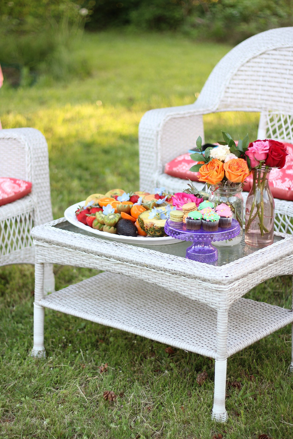 mother's day table decor