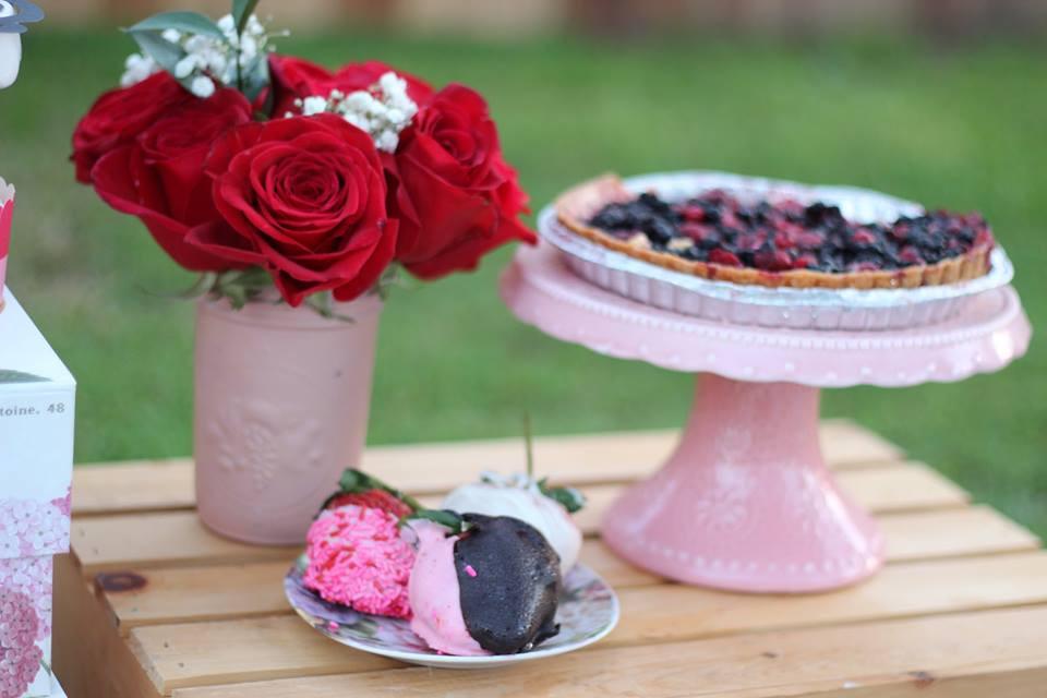Valentine picnic