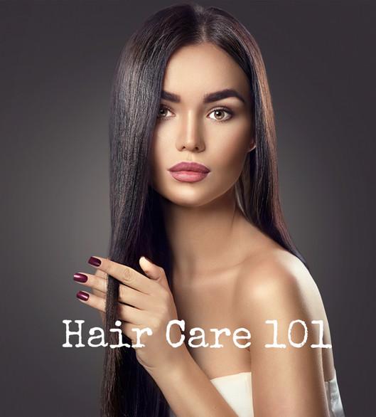 Hair Care 101