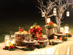 Woodland Fall Table Decor