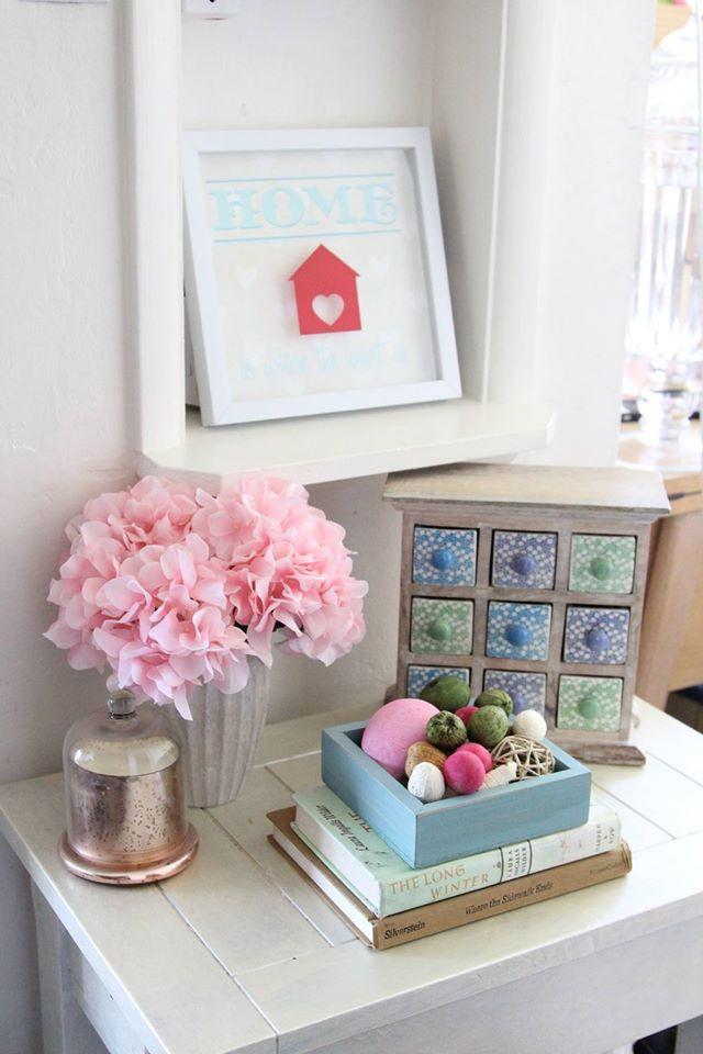 spring house decor