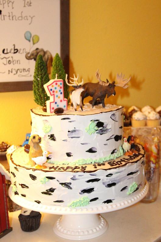 Reuben's Birthday Barn