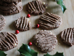 Walnut Speculaas Cookies Recipe