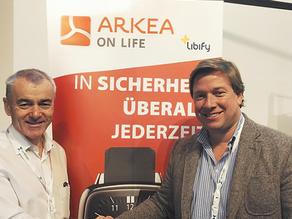 Arkéa On Life et Libify s'associent