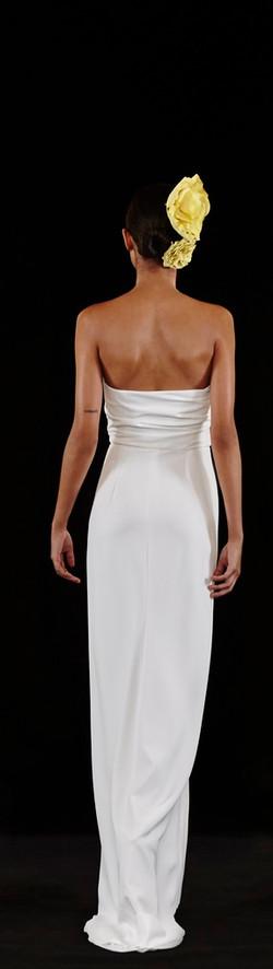 Wedding dress sampling