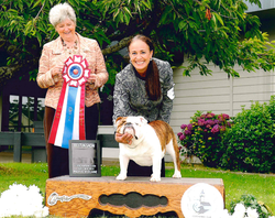 Herman's Best in Show from Classes!