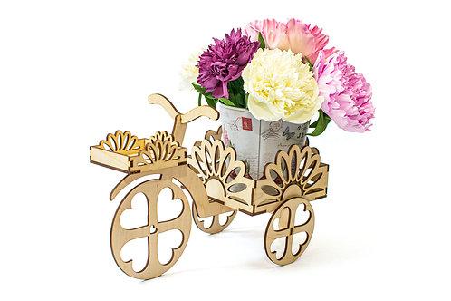 Велосипед-подставка декоративный