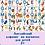 Thumbnail: Дидактический материал на магнитах - математика и английский язык