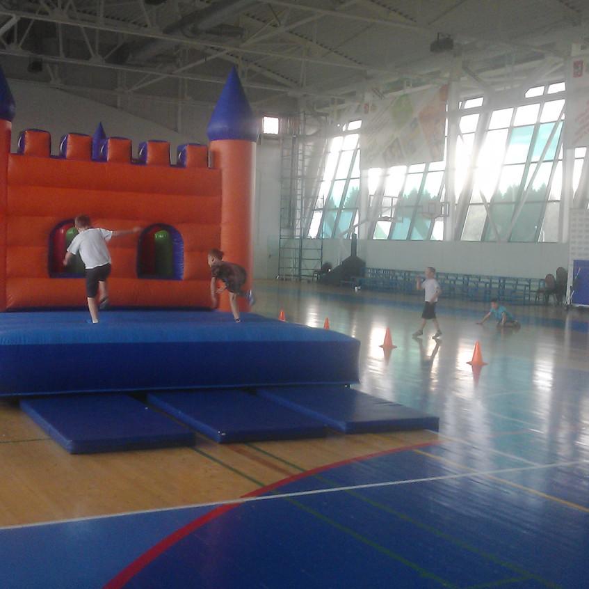 «Московская смена», на базе ГБУ РЦдИ «Ремесла», посетила ФОК «Савелки» (8)