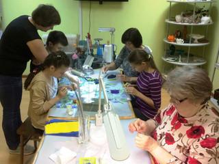 «Workshop» как новый вид эффективного обучения в РЦдИ «Ремесла»
