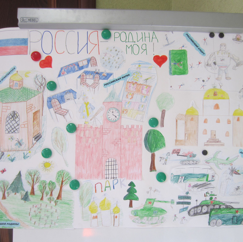 «Московская смена», на базе ГБУ РЦдИ «Ремесла», посетила ФОК «Савелки» (3)