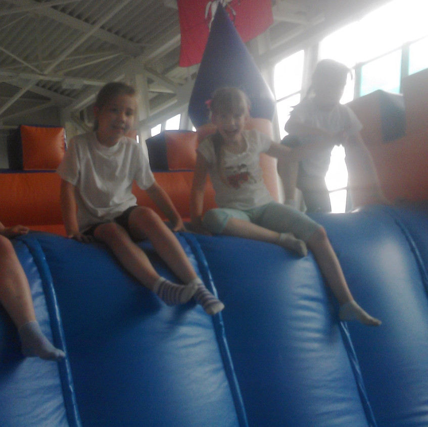 «Московская смена», на базе ГБУ РЦдИ «Ремесла», посетила ФОК «Савелки» (7)