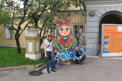 Экскурсия на фабрику художественной росписи