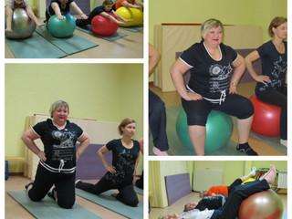 Гимнастика для матерей детей инвалидов